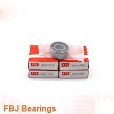 3 mm x 6 mm x 2,5 mm  3 mm x 6 mm x 2,5 mm  FBJ MF63ZZ deep groove ball bearings