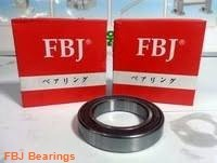 85 mm x 150 mm x 28 mm  85 mm x 150 mm x 28 mm  FBJ NJ217 cylindrical roller bearings