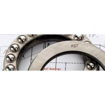 AST F692XHZZ deep groove ball bearings