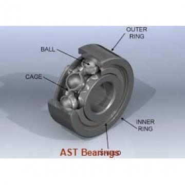 AST 5219ZZ angular contact ball bearings