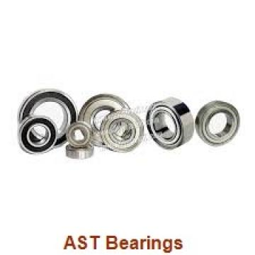 AST SMF117ZZ deep groove ball bearings
