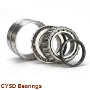 40 mm x 68 mm x 15 mm  40 mm x 68 mm x 15 mm  CYSD 6008-ZZ deep groove ball bearings