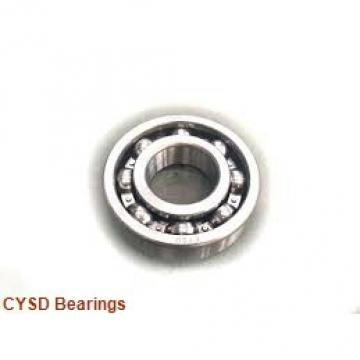 35 mm x 55 mm x 10 mm  35 mm x 55 mm x 10 mm  CYSD 6907-2RZ deep groove ball bearings
