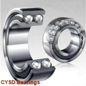 12 mm x 37 mm x 12 mm  12 mm x 37 mm x 12 mm  CYSD 6301-2RS deep groove ball bearings