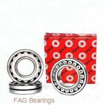 85 mm x 180 mm x 41 mm  85 mm x 180 mm x 41 mm  FAG 1317-K-M-C3 + H317 self aligning ball bearings