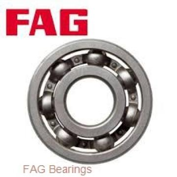 90 mm x 160 mm x 30 mm  90 mm x 160 mm x 30 mm  FAG 6218-2RSR deep groove ball bearings