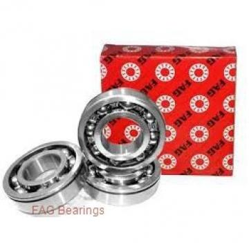 70 mm x 150 mm x 19 mm  70 mm x 150 mm x 19 mm  FAG 54317 + U317 thrust ball bearings