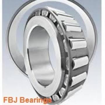 30 mm x 62 mm x 16 mm  30 mm x 62 mm x 16 mm  FBJ 6206 deep groove ball bearings