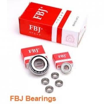 1,397 mm x 4,762 mm x 1,984 mm  1,397 mm x 4,762 mm x 1,984 mm  FBJ FR1 deep groove ball bearings