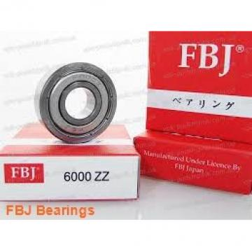 FBJ 51109 thrust ball bearings