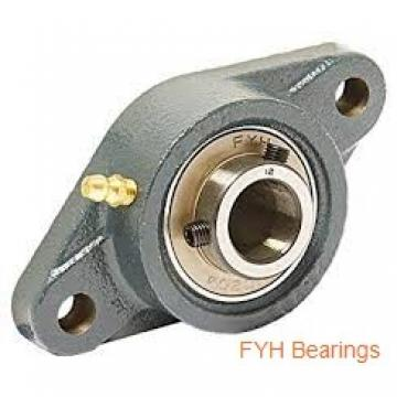 31,75 mm x 62 mm x 38,1 mm  31,75 mm x 62 mm x 38,1 mm  FYH ER206-20 deep groove ball bearings