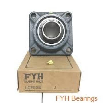 60 mm x 110 mm x 61,9 mm  60 mm x 110 mm x 61,9 mm  FYH NA212 deep groove ball bearings