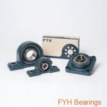 25,4 mm x 52 mm x 27 mm  25,4 mm x 52 mm x 27 mm  FYH SB205-16 deep groove ball bearings