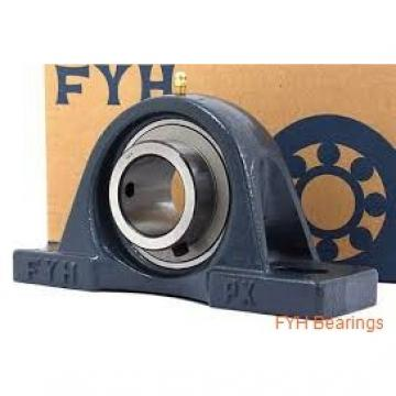 30 mm x 62 mm x 38,1 mm  30 mm x 62 mm x 38,1 mm  FYH ER206 deep groove ball bearings