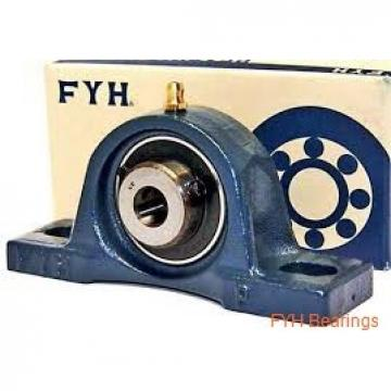 110 mm x 240 mm x 117 mm  110 mm x 240 mm x 117 mm  FYH UC322 deep groove ball bearings