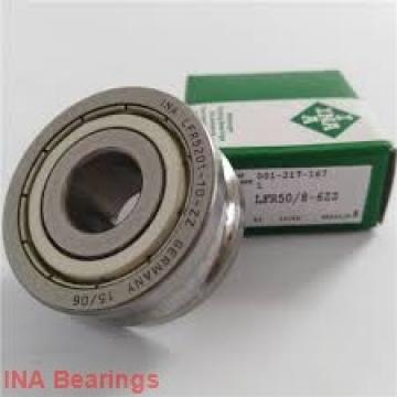 25 mm x 57 mm x 10 mm  25 mm x 57 mm x 10 mm  INA ZARN2557-L-TV complex bearings