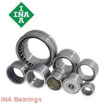 INA F-81819 angular contact ball bearings